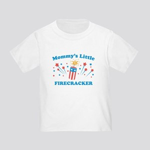 Mommys Little Firecracker T-Shirt