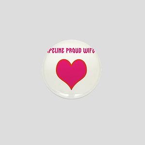 Pipeline proud wife Mini Button