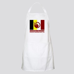 AIM (Fighting Terrorism Since 1492) Apron