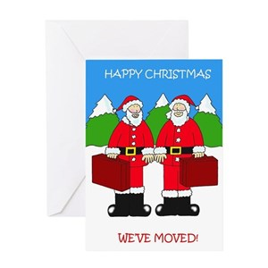 new home greeting cards cafepress