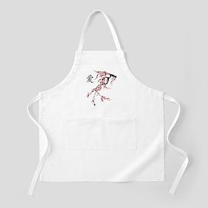 Cherry Blossom Apron