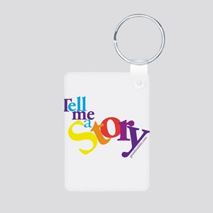 Tell me a story Keychains