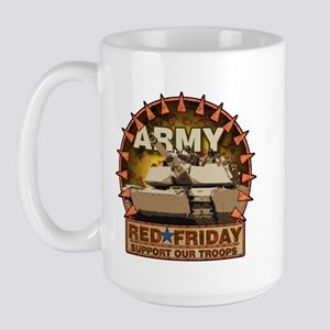 Abrams Tank Large Mug