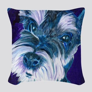 25D2014YOLO Take a Walk Woven Throw Pillow