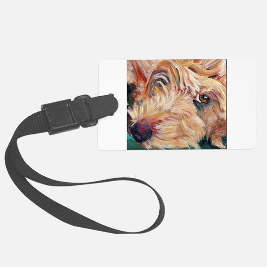 28D2014YOLO Get Outdoors Luggage Tag