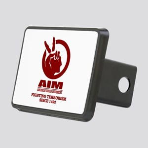 AIM (Fighting Terrorism Since 1492) Hitch Cover