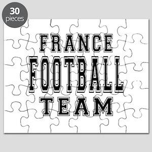 France Football Team Puzzle
