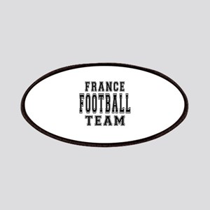 France Football Team Patches