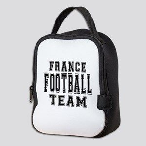France Football Team Neoprene Lunch Bag