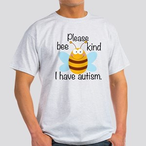 Autism Bee Light T-Shirt
