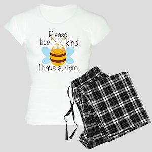 Autism Bee Women's Light Pajamas