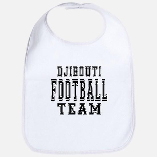 Djibouti Football Team Bib