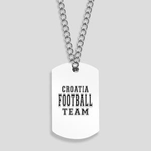 Croatia Football Team Dog Tags
