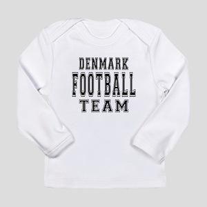 Denmark Football Team Long Sleeve Infant T-Shirt