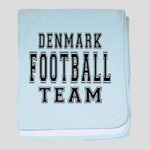 Denmark Football Team baby blanket