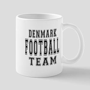 Denmark Football Team Mug