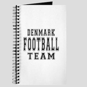 Denmark Football Team Journal