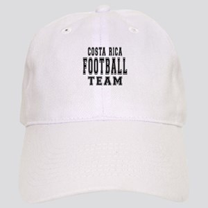 Costa Rica Football Team Cap