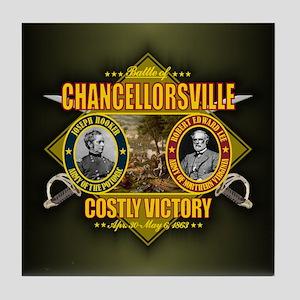 Chancellorsville (battle)1 Tile Coaster