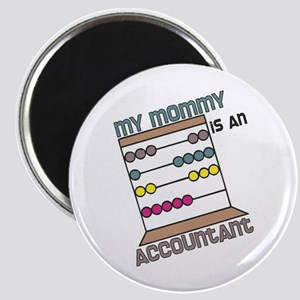Mommy Accountant Magnet