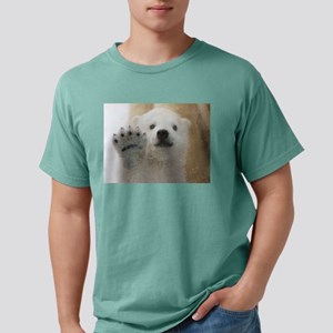 Cute Polar Bear Cub Waving T-Shirt