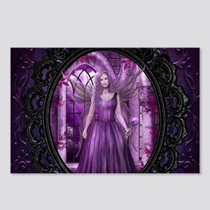 Lavender Fairy Postcards (Package of 8)