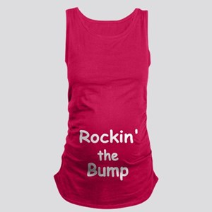 Rockin The Bump Maternity Tank Top