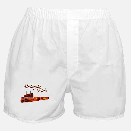 Midnight Ride Boxer Shorts