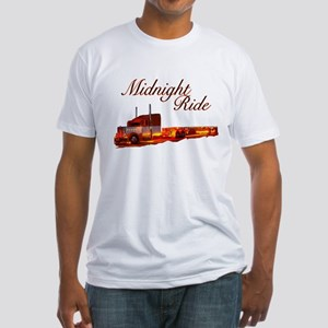 Midnight Ride Fitted T-Shirt