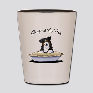 Shepherds Pie Shot Glass