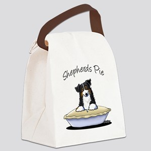 Shepherds Pie Canvas Lunch Bag