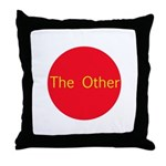 The Other Throw Pillow