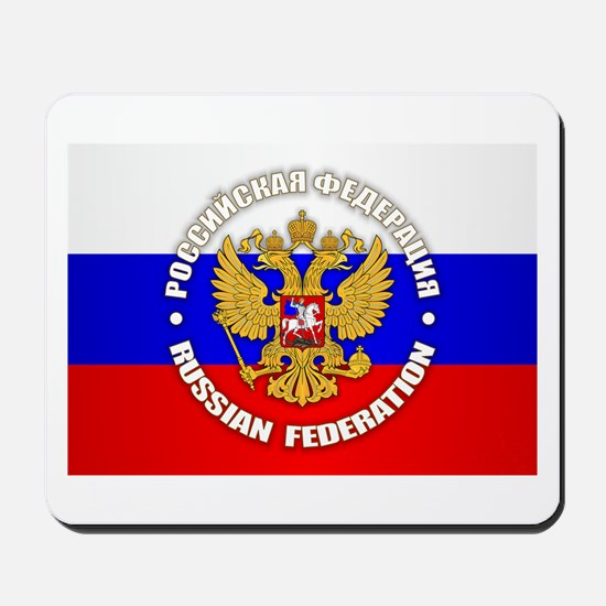 Russian Federation Mousepad