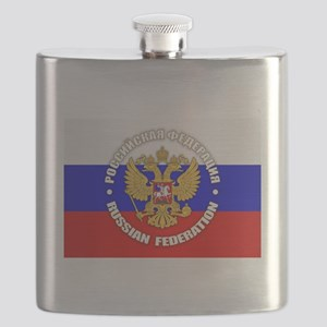 Russian Federation Flask