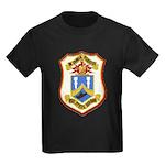 USS DYESS Kids Dark T-Shirt