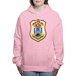 USS DYESS Women's Hooded Sweatshirt