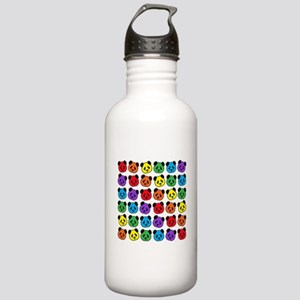 all bear pattern Stainless Water Bottle 1.0L