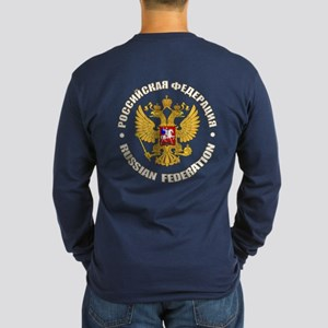 Russian Federation Long Sleeve T-Shirt