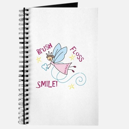 Brush Floss Smile Journal