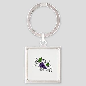 Grape Vines Keychains
