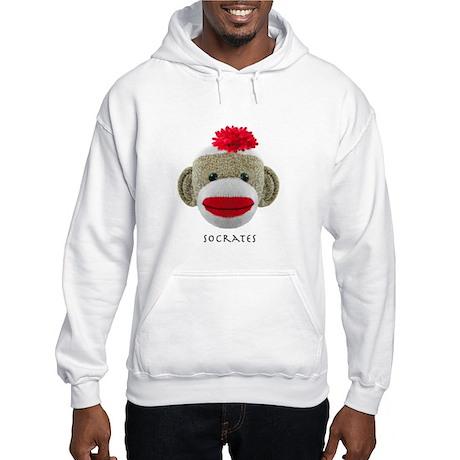 """Socrates""__ Hooded Sweatshirt"
