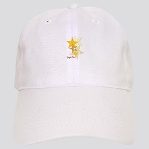 Gold Stars Superstar Baseball Cap