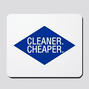 Cleaner / Cheaper Mousepad