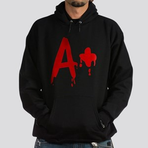 Blood Type A+ Positive Hoody