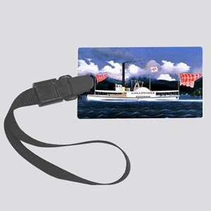 James Bard painting, James A. St Large Luggage Tag
