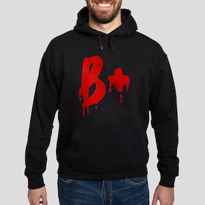 Blood Type B+ Positive Hoody