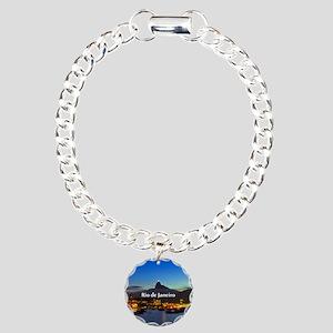 Rio de Janeiro Charm Bracelet, One Charm