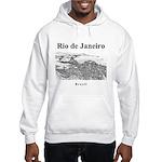 Rio de Janeiro Hooded Sweatshirt