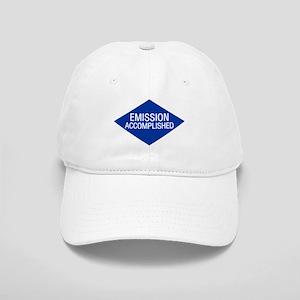 Emission Accomplished Cap