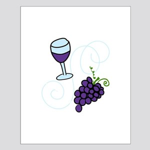 Wine Glass Posters